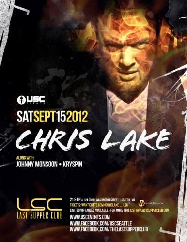 Chris Lake @ Last Supper Club