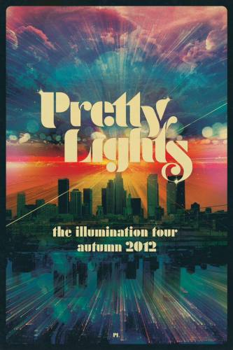 Pretty Lights @ Bill Graham Civic Auditorium