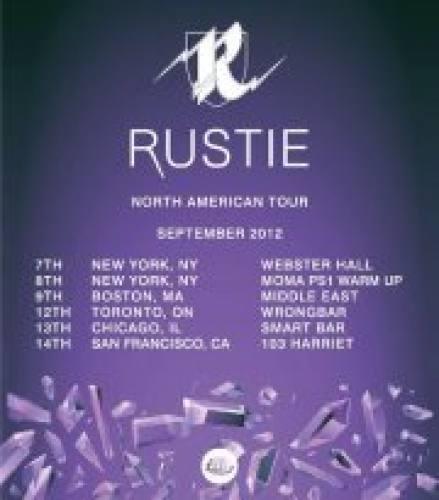 Rustie w/ Nightwave, Psymbionic, Team Bayside High, and DJ Belly