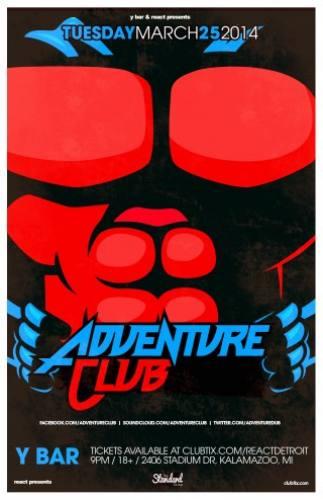 Adventure Club at Y Bar Kalamazoo