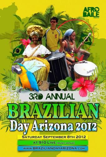 3rd Annual: Brazilian Day Arizona