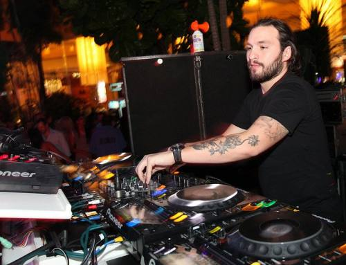 Steve Angello @ The Electric Factory