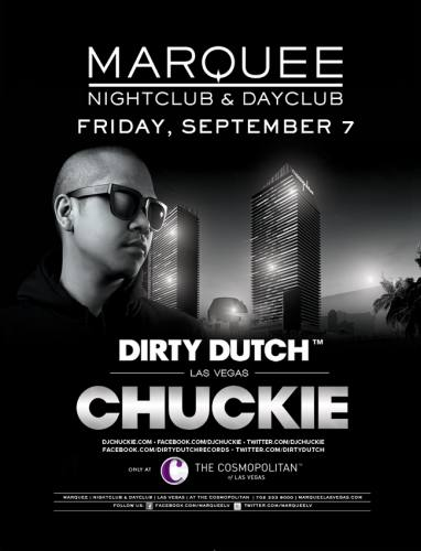 Chuckie @ Marquee Nightclub