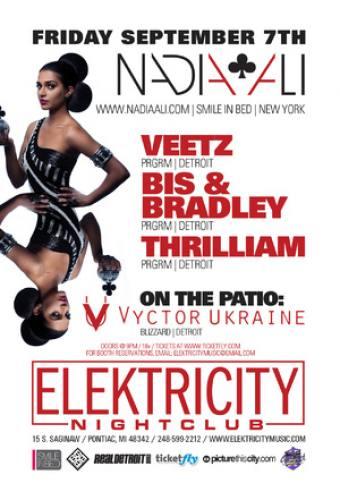 Nadia Ali @ Elektricity