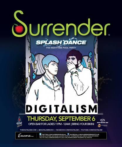 Digitalism @ Surrender Nightclub