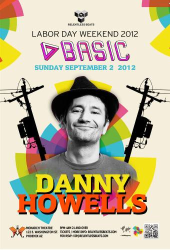 Danny Howells @ Monarch Theatre
