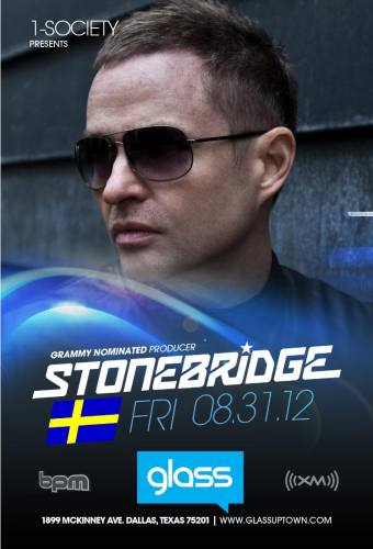 StoneBridge Live by Vain Live at Glass Lounge Friday, 31 August 2012