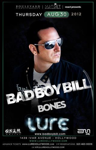 Bad Boy Bill @ Lure