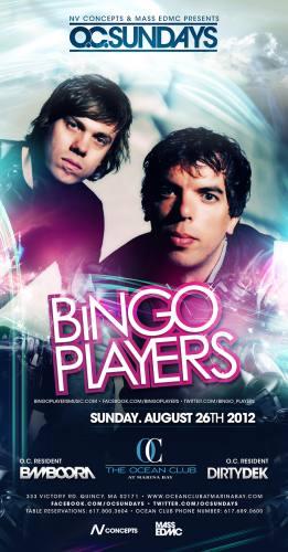 Bingo Players @ Ocean Club