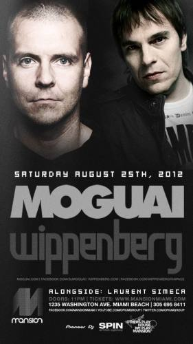 Moguai & Wippenberg @ Mansion