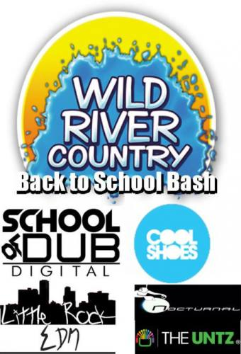 Wild River Country Back to School Bash (Little Rock, AR)