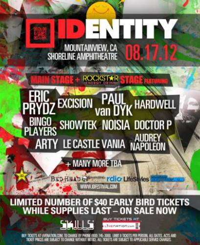 Identity Festival 2012 @ Shoreline Amphitheatre