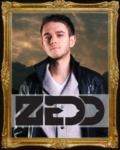 Zedd @ Yost Theater (8/12/12)