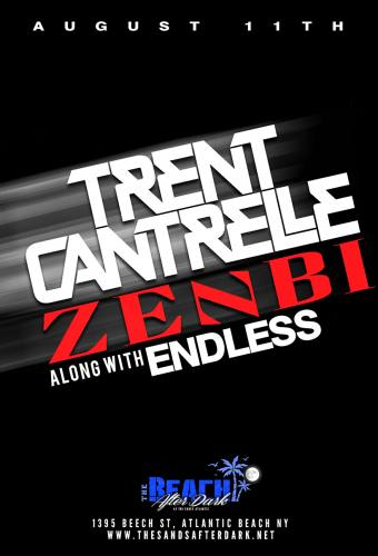 The Sands After Dark w/ Trent Cantrelle | Zenbi