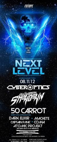 Next Level 2012 by Future Event at Music Box (Henry Fonda) Saturday Aug 11th