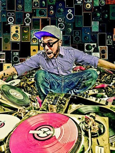 DJ Craze @ Beta