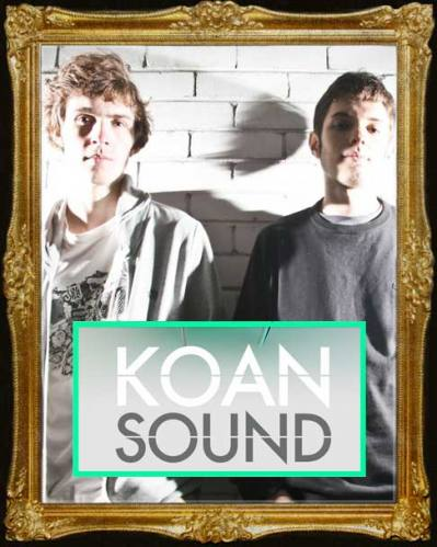 KOAN Sound @ Yost Theater