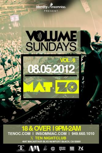Mat Zo @ Ten Nightclub