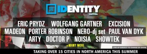 Identity Festival 2012 @ 1-800-ASK-GARY Amphitheatre