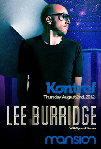 Lee Burridge @ Mansion