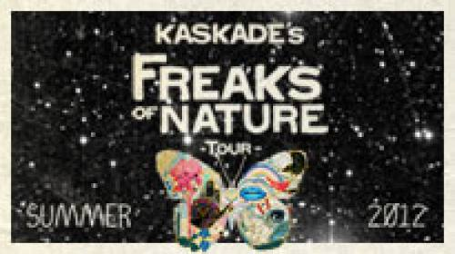 Kaskade's Freaks of Nature Tour