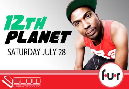 12th Planet @ Fur Nightclub
