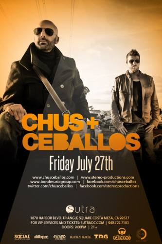 Chus & Ceballos @ Sutra