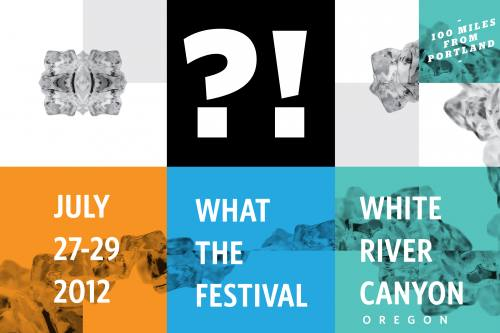 What The Festival