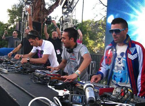 Dirtyphonics (DJ) @ Yost Theater