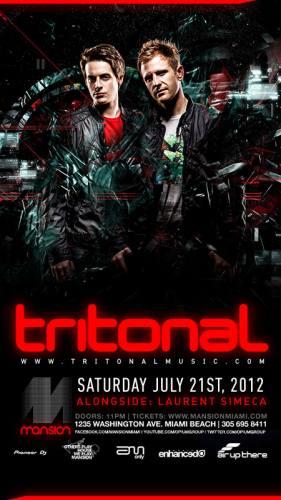 Tritonal @ Mansion (7/21/12)