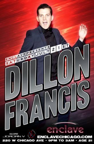 Dillon Francis @ Enclave