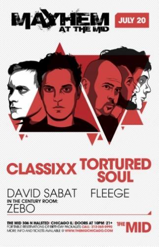 7.21 CLASSIXX—TORTURED SOUL—DAVID SABAT—FLEEGE