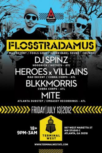 Flosstradamus @ Terminal West