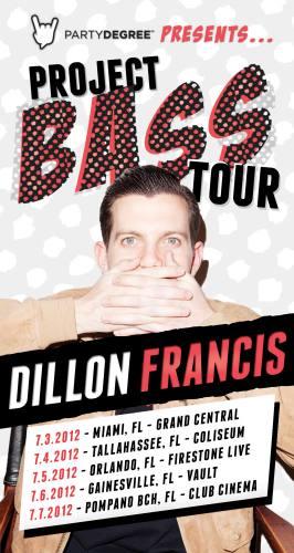 Dillon Francis @ Vault Nightclub