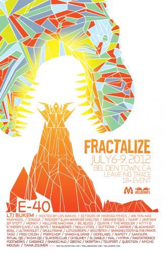 FRACTALIZE FESTIVAL 2012