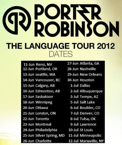 Porter Robinson @ Stereo Live