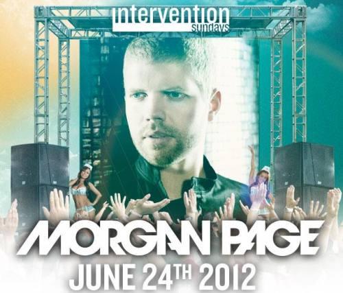 Morgan Page @ Hard Rock Hotel - San Diego