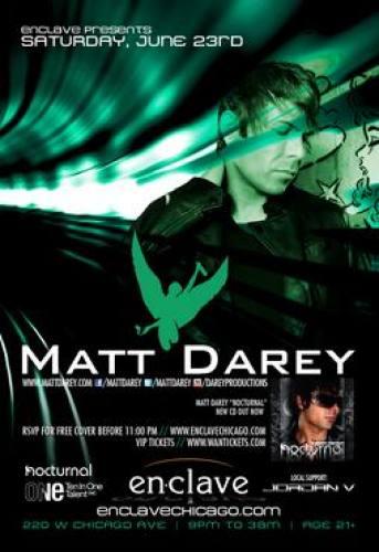 Matt Darey @ Enclave