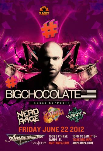 Big Chocolate @ Amphitheatre