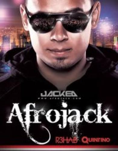 Afrojack North American Tour - The Fillmore Denver