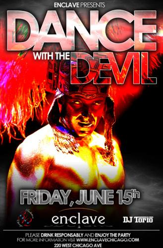 Devil from Acapulco @ Enclave