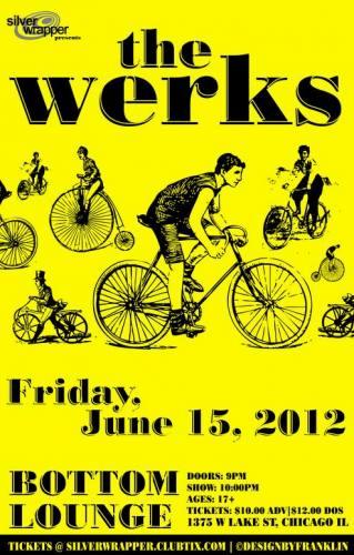 The Werks @ Bottom Lounge