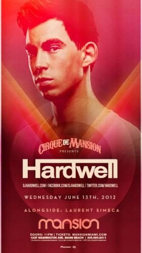 Hardwell @ Mansion