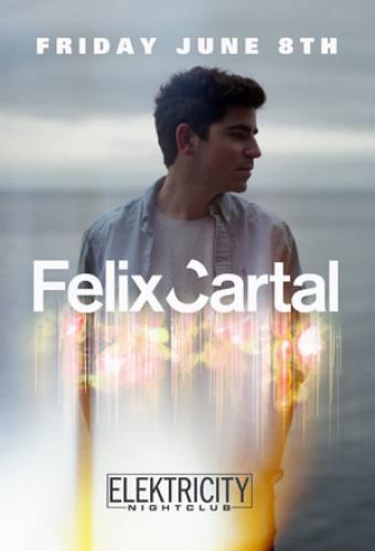 Felix Cartal @ Elektricity (6/8/12)