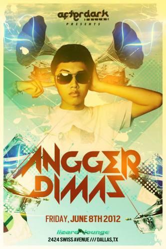 Angger Dimas @ The Lizard Lounge