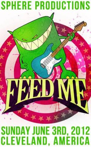 Feed Me @ Mulberry's Sports Complex