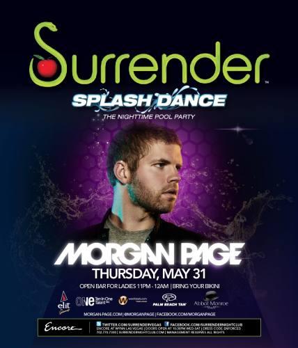 Morgan Page @ Surrender (5/31/12)