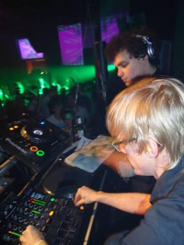 RE: Creation ft. Simian Mobile Disco (DJ Set) @ Cervantes