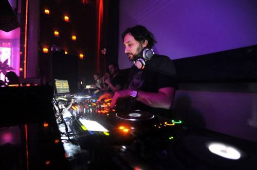 Sharam @ Gryphon (5/27/12)