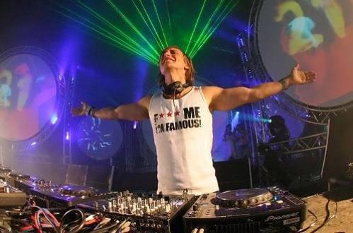 David Guetta @ Encore Beach Club (5/27/12)